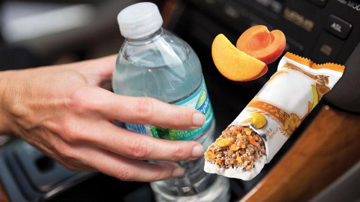 Το μπουκαλάκι νερό δεν το θες μόνο για να ξεδιψάσεις!
