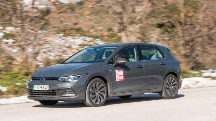 """Η VW υποστηρίζει πως «κάθε 41"""" ένας πελάτης παραγγέλνει το δικό του Golf», ένα μοντέλο που στην σύγχρονη εποχή του ξεχωρίζει για την ευρεία γκάμα κινητήρων στην οποία διατίθεται."""