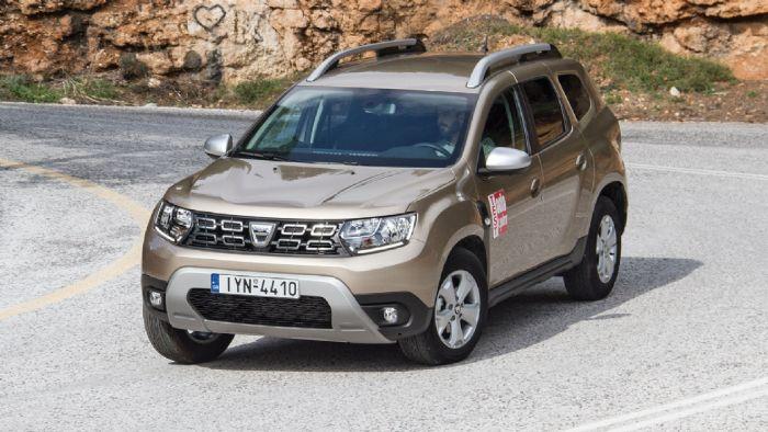 Dacia Duster (510 λίτρα)