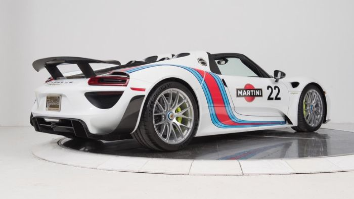 porsche 918 spyder martini porsche. Black Bedroom Furniture Sets. Home Design Ideas