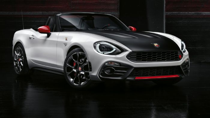 Abarth 124 Spider 170 PS