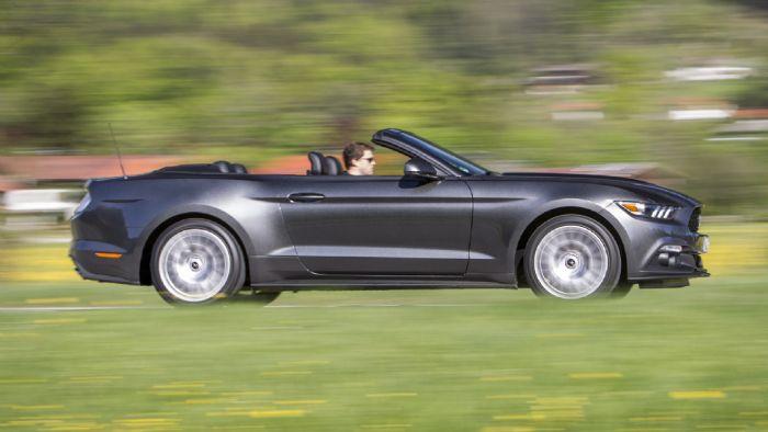 Οδηγούμε: Ford Mustang