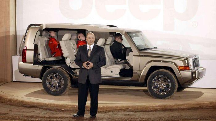 2018 7 Premium Jeep Jeep