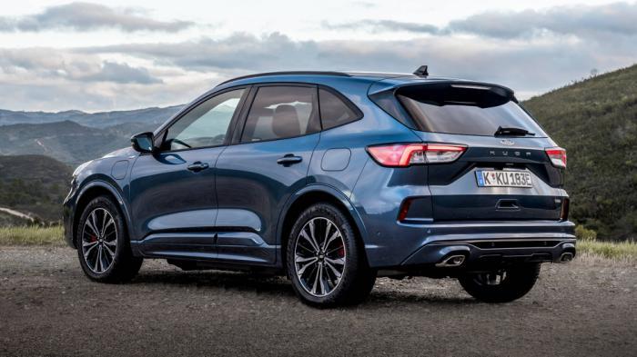 Το Ford Kuga ήταν το δημοφιλέστερο σε πωλήσεις Plug-in υβριδικό μοντέλο στην Ευρώπη τον Απρίλιο, σύμφωνα με τα στοιχεία που δημοσιοποίησε η Jato.