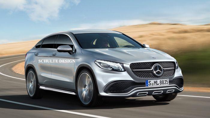 Mercedes Benz Gle Coupe Mercedes Ml