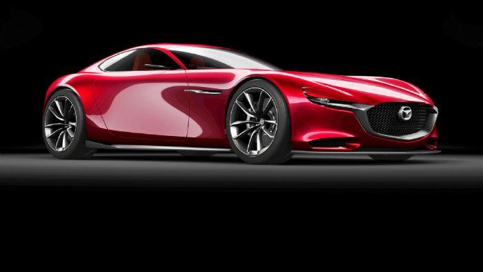 Το νέο Mazda RX-7