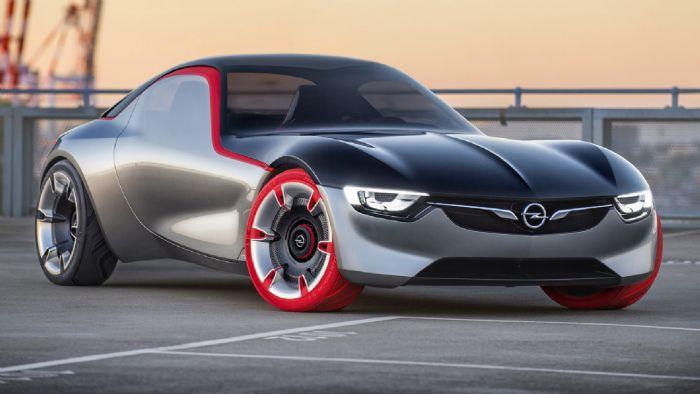 Νέο Opel GT