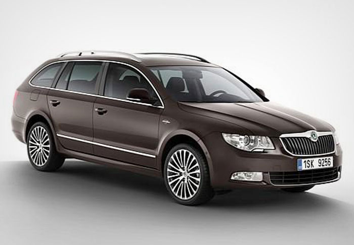 skoda superb combi laurin klement skoda superb combi. Black Bedroom Furniture Sets. Home Design Ideas