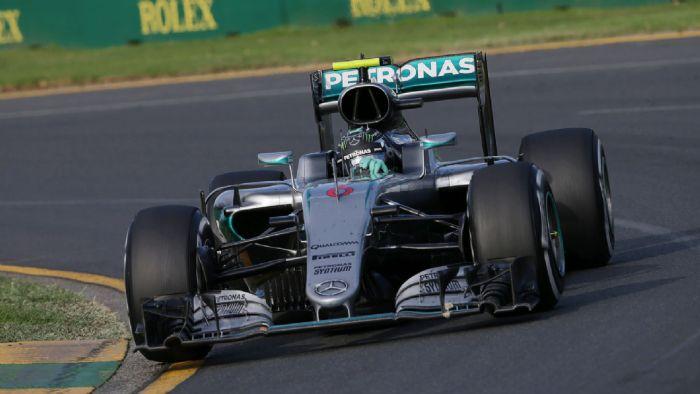 Χαμός στο GP Αυστραλίας