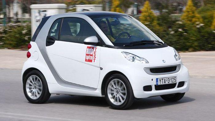 2 honda jazz smart fortwo for Honda smart car