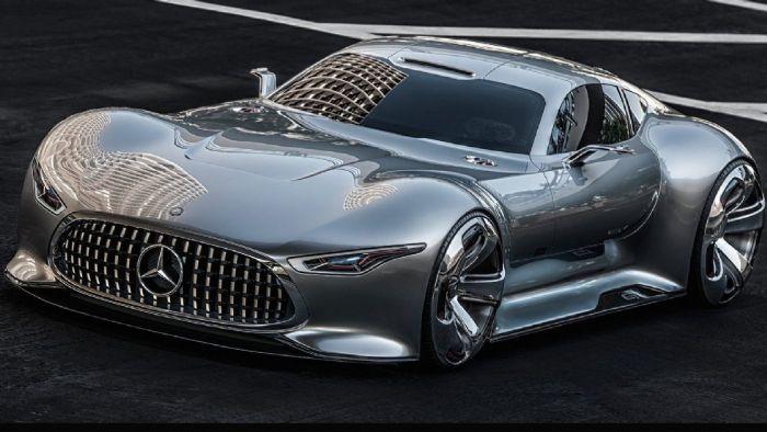 Νέα Mercedes-AMG