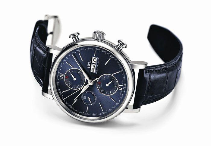 Νέο συλλεκτικό ρολόι IWC Portofino Chronograph cfb7e5586a5