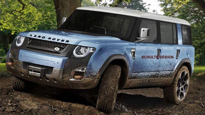 Defender 2019 Land Rover Defender