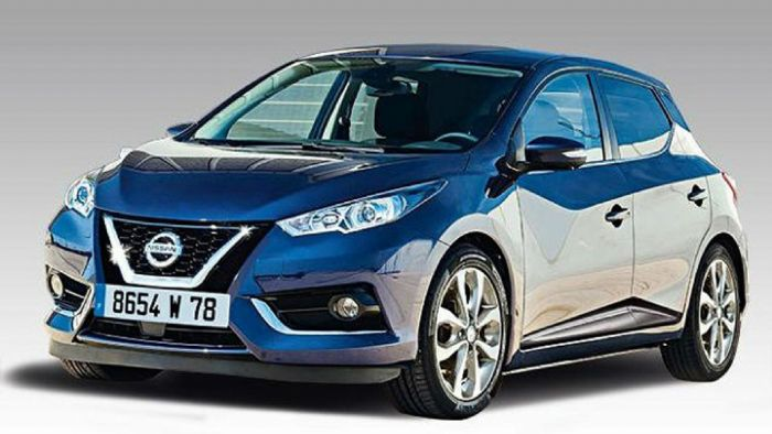 2016 made in france nissan micra nissan micra. Black Bedroom Furniture Sets. Home Design Ideas