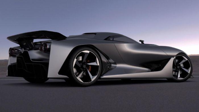 Νέο GT-R με 700 άλογα Nissangtr2