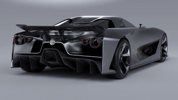 Νέο GT-R με 700 άλογα Nissangtr3