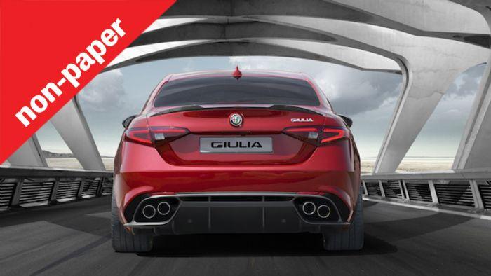 Alfa Romeo... φαντάσματα