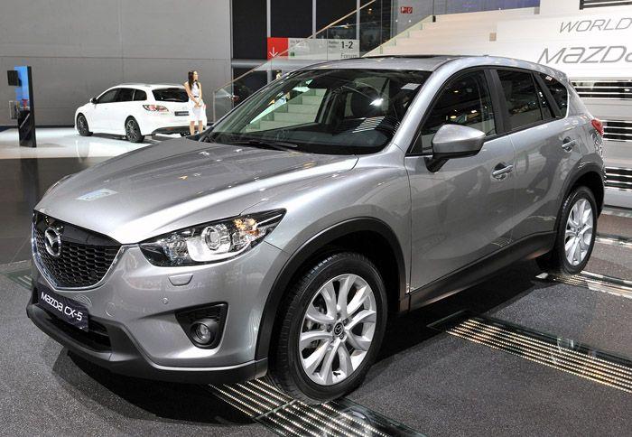 Mazda Cx 5 Mazda