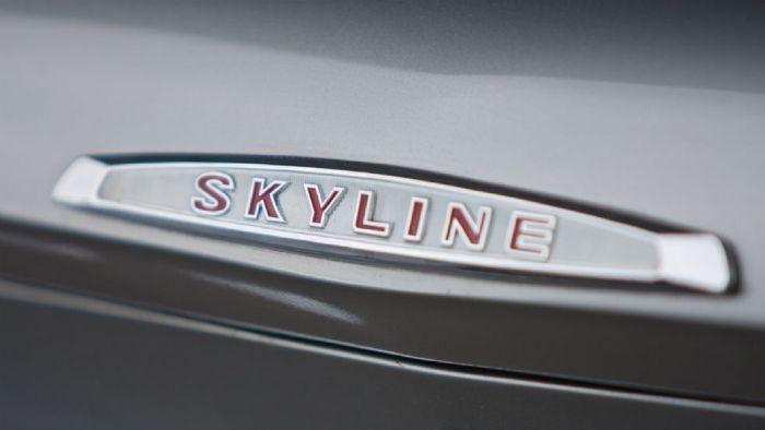 Nissan Skyline θρύλος