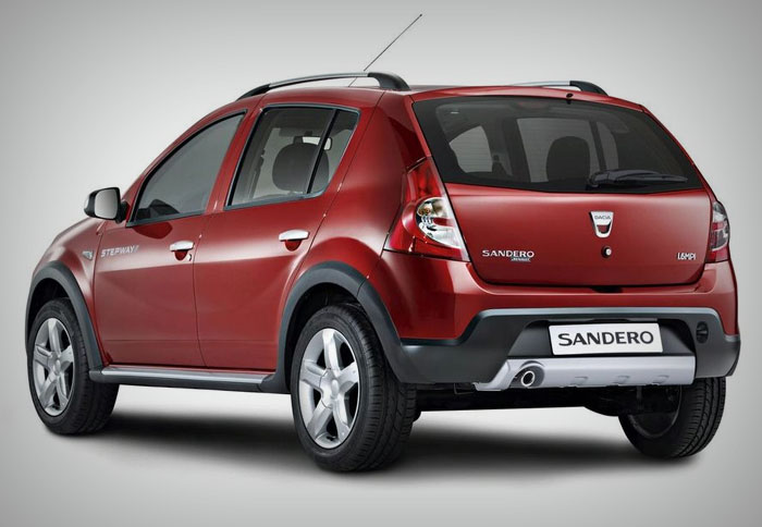 dacia sandero stepway dacia sandero. Black Bedroom Furniture Sets. Home Design Ideas