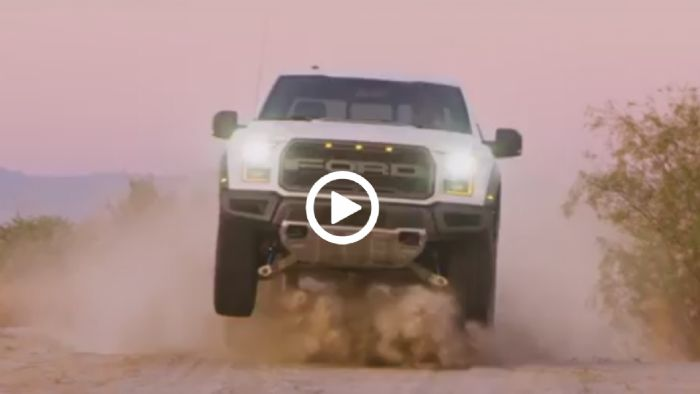 ford - � Ford Performance ��� ����������� �� ��� Ford F-150 Raptor, ��� ����� ��� twin-turbo 3.5 EcoBoost ��� 450 ����� ��� ��� 690 Nm �����, ���� ��� ��� �������� ������� 10 �������. �� ������� �� ��� ������� pick-up ��� ������… ��� Ford Raptor 450 �����