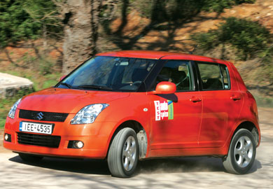 suzuki swift -