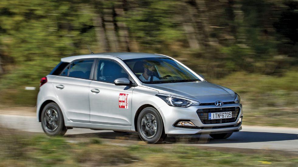 Δοκιμή: Hyundai i20 με 100 PS