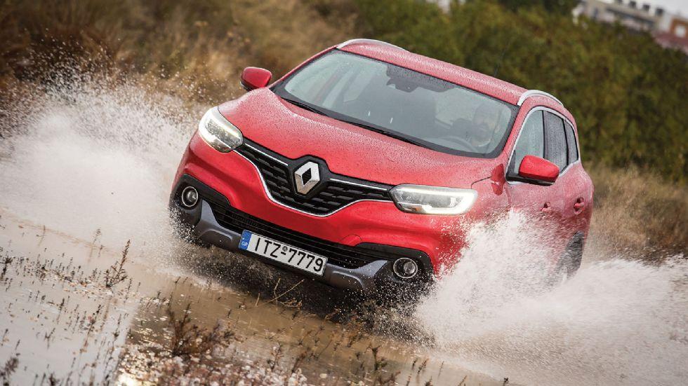 Δοκιμή: Renault Kadjar 4x4