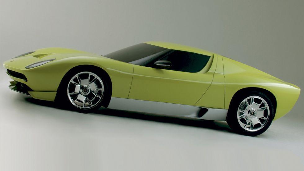 Νέα Lamborghini Miura;