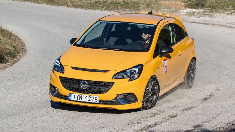Δοκιμή: Νέο Opel Corsa GSi με 150 PS
