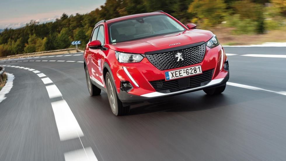 Δοκιμή: Peugeot 2008 diesel