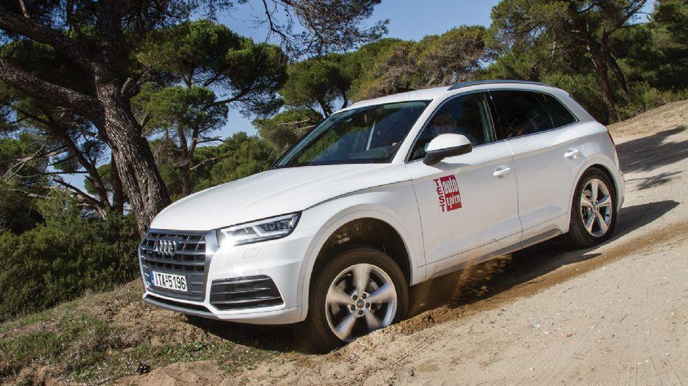 Δοκιμή: Νέο Audi Q5