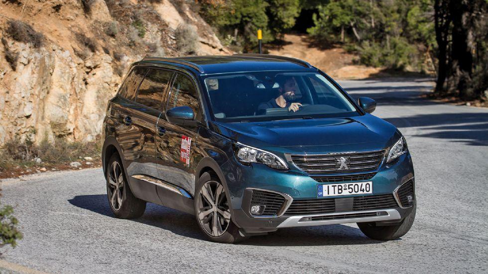 Peugeot 5008: Βενζίνη ή diesel στην ίδια τιμή;