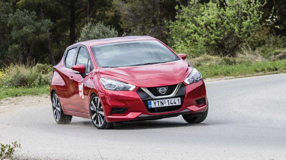 Δοκιμή: Nissan Micra με 117 PS