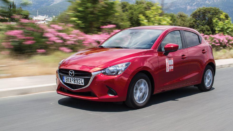 Δοκιμή: Νέο Mazda 2