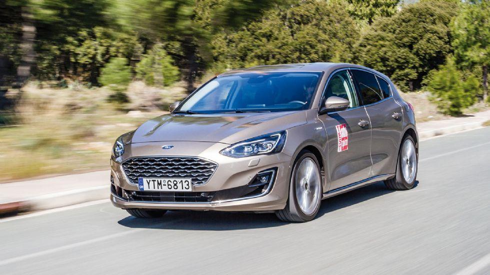Δοκιμή: Ford Focus Vignale