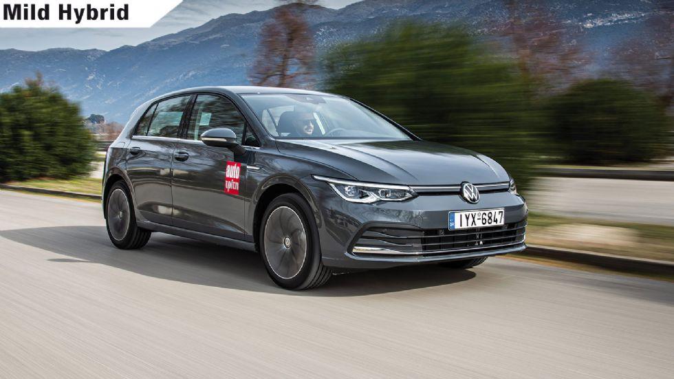 Δοκιμή: Νέο VW Golf με 150 PS