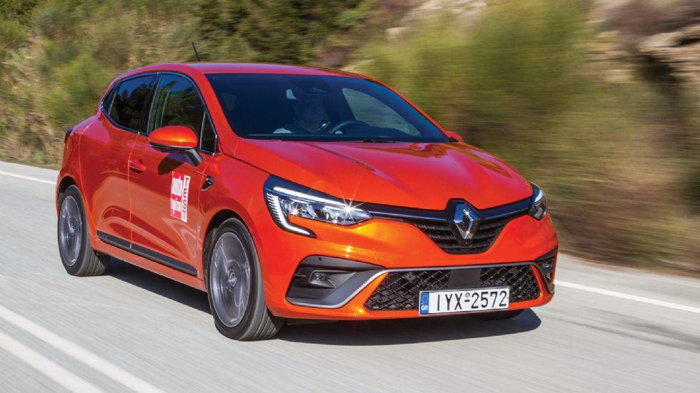 Δοκιμή: Renault Clio RS-Line