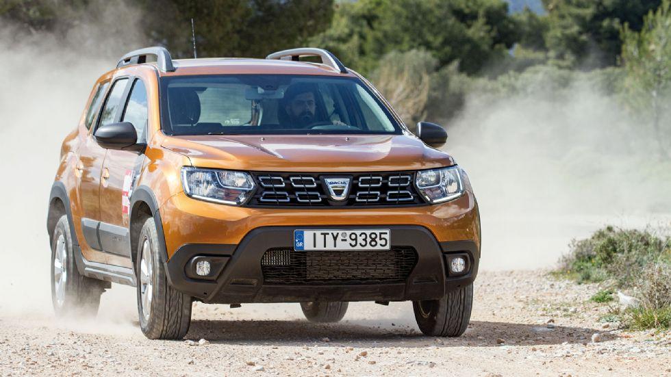 Δοκιμή: Νέο Dacia Duster 4x4 με 110 PS