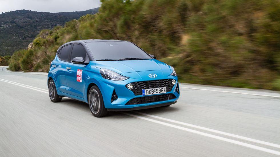 Δοκιμή: Νέο Hyundai i10