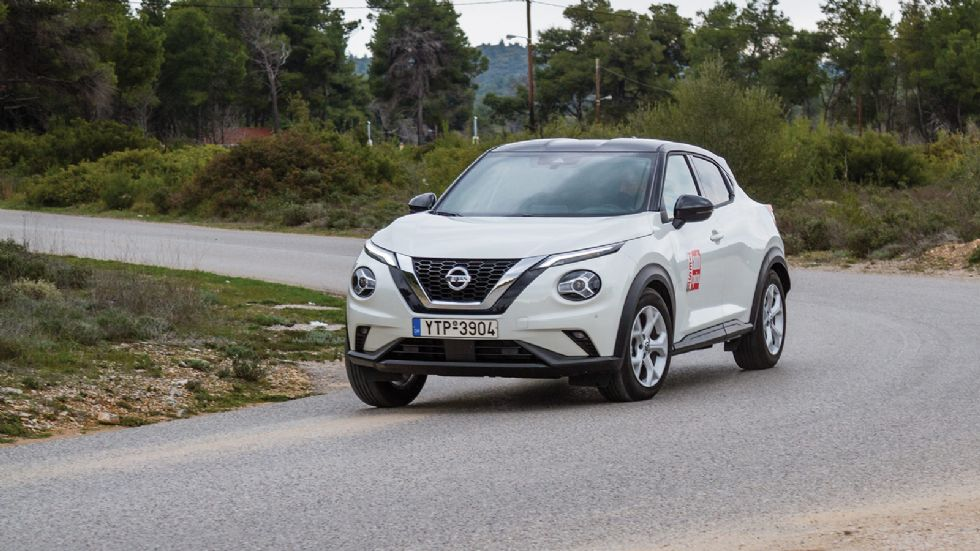 Δοκιμή: Αυτόματο Nissan Juke
