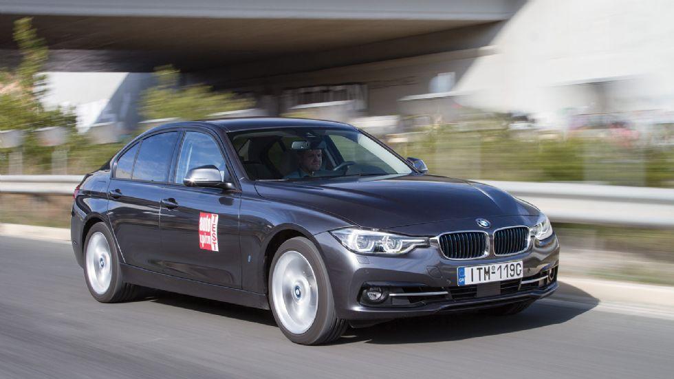 Δοκιμή: Νέα BMW 330e iPerformance