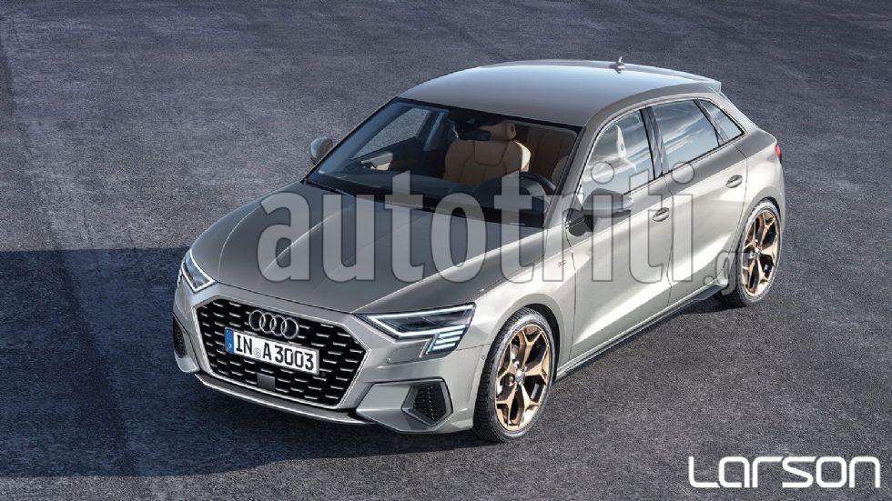 Με 7 διαφορετικές εκδόσεις το νέο Audi A3