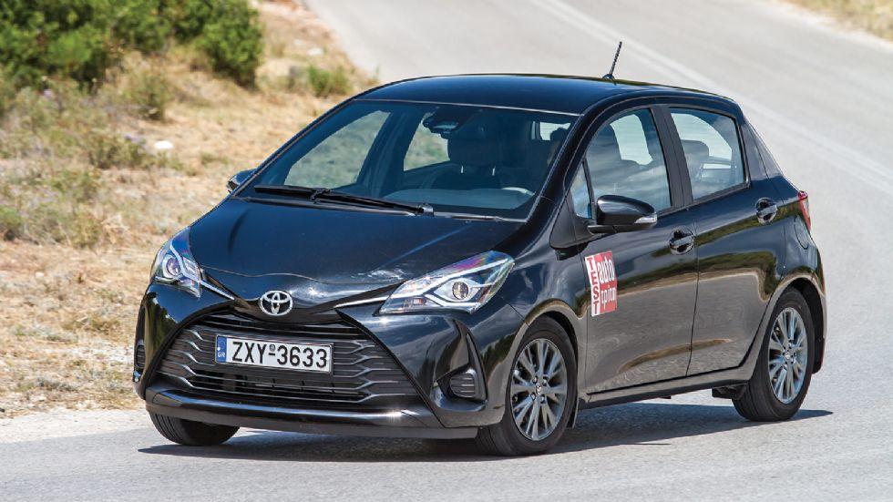 Πρώτη Δοκιμή: Νέο Toyota Yaris 1,5 λτ. με 111 PS