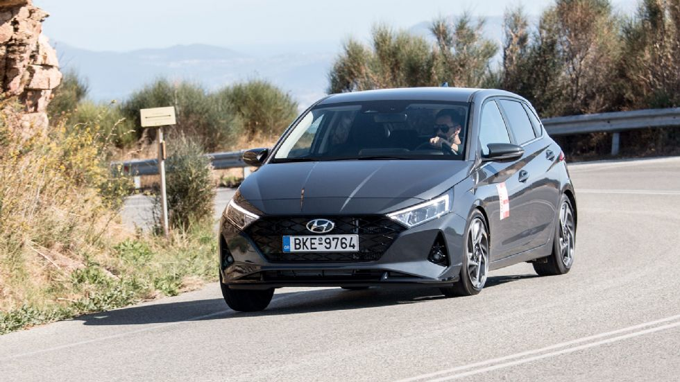 Πρώτη Δοκιμή: Νέο Hyundai i20