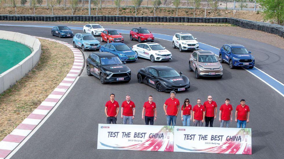 MEGA TEST: Κινέζικα ηλεκτρικά οχήματα