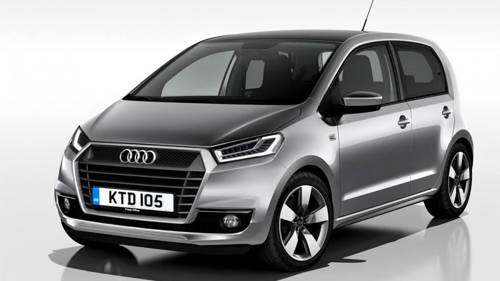 Έρχεται Audi A0;