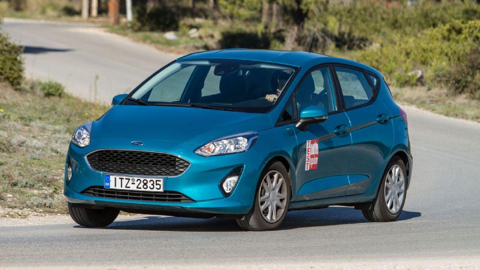 Δοκιμή: Ford Fiesta ντίζελ