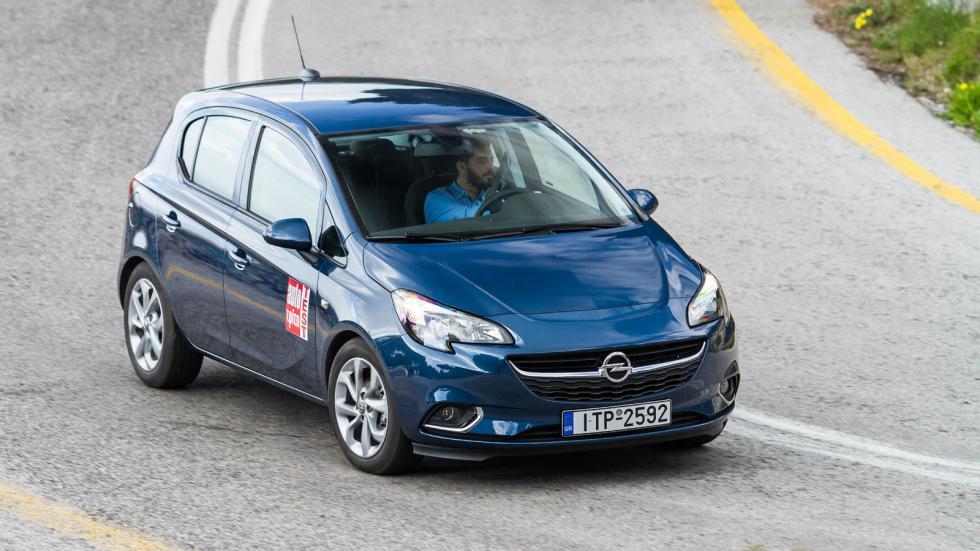Δοκιμή: Opel Corsa 1,4 λτ. με 90 PS Innovation