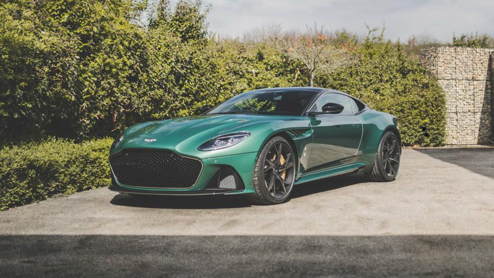 Στην παραγωγή η Aston Martin DBS «59»
